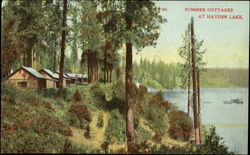 Summer Cottages At Hayden Lake