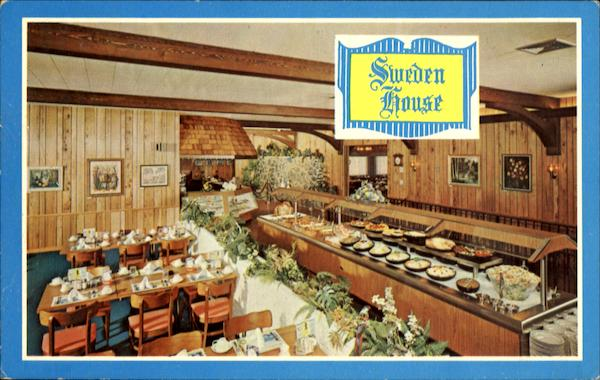 Sweden House Smorgasbord Florida