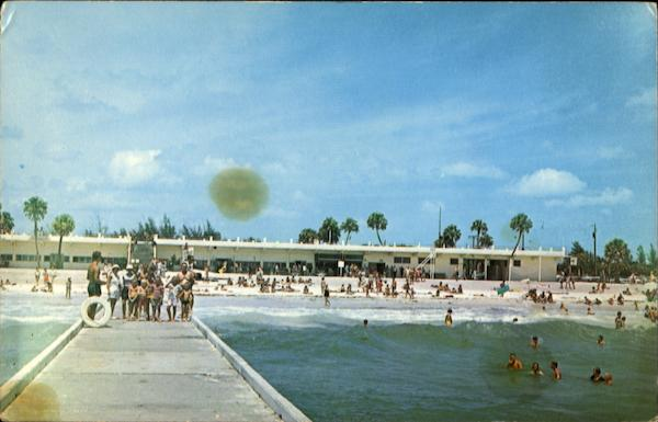 The Manatee County Public Beach Brandenton Florida