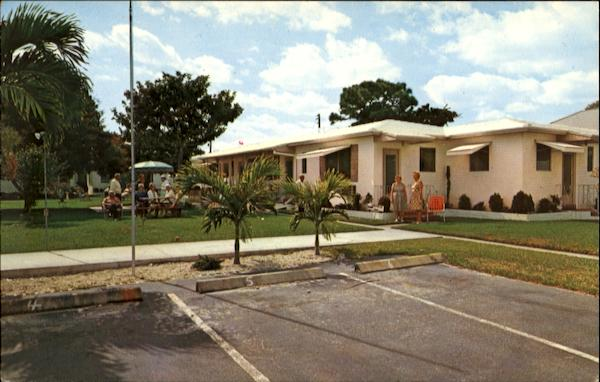 Granada Efficiency Apartments, 2314 Adams St. Hollywood Florida