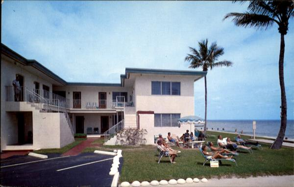 Belmont Apartments, 171 South Surf Road Hollywood Florida