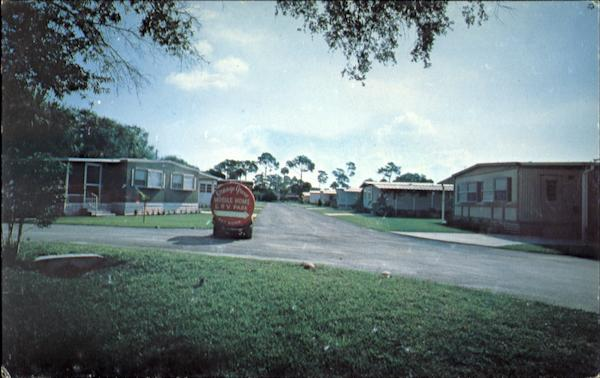 Orange Grove Mobile Home RV Park 647 Nuna Ave Fort Myers Florida