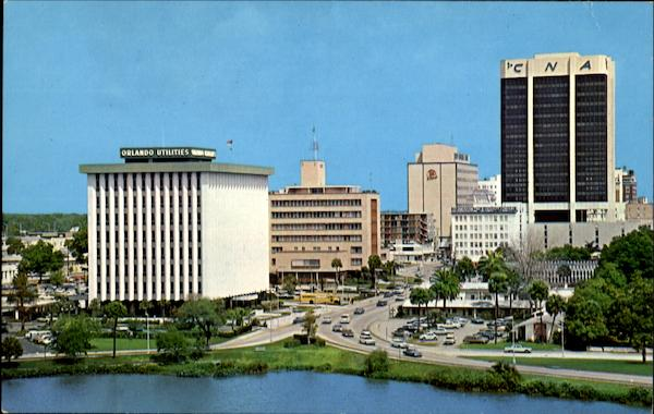 The City Beautiful Orlando Florida