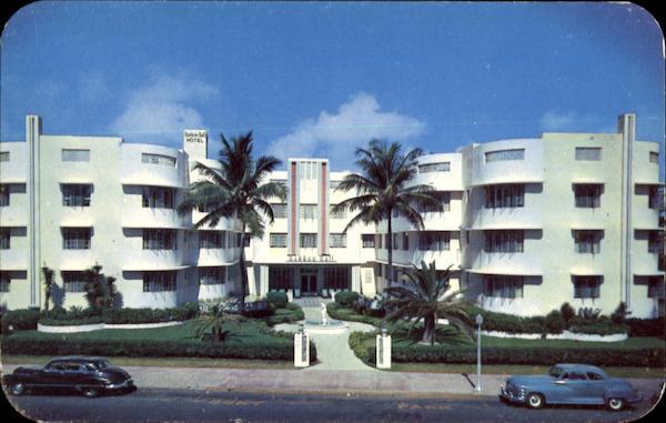 Haddon Hall Hotel 1500 Collins Avenue