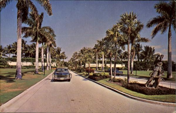 Doral Country Club Miami Florida