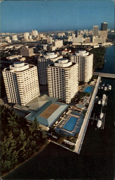 Hotel Inter Continental, 801 South Bayshore Drive Miami Florida
