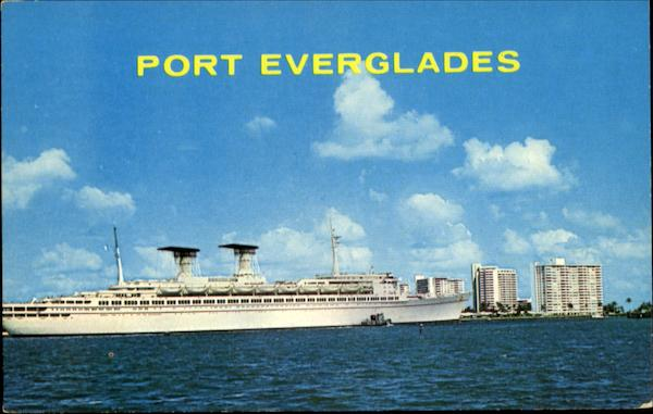 Port Everglades Florida