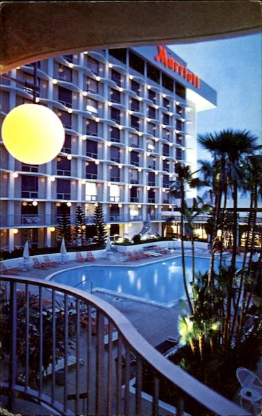 Miami Marriott Hotel, 1201 N. W. Lejeune Road Florida