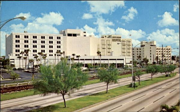 South Miami Hospital, 7400 S. W. 62nd Ave Florida