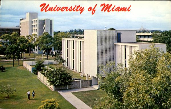 University Of Miami Florida