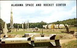 Alabama Space And Rocket Center
