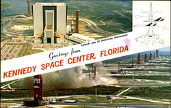 Greetings From Kennedy Space Center