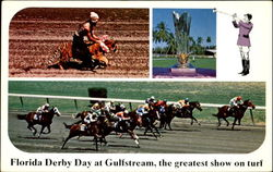 Florida Derby Day At Gulfstream