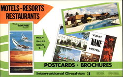 Motels Resorts Restaurants