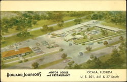 Howard Johnson's Motor Lodge And Restaurant, U. S. 301, 41 & 27 South