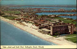 Tides Hotel And Bath Club Postcard