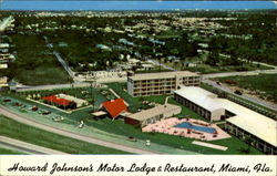 Howard Johnson's Motor Lodge And Restaurant, 16500 N. W. 2nd Ave