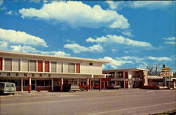 Parker's Motel & Restaurant, 966 North Ohio Ave