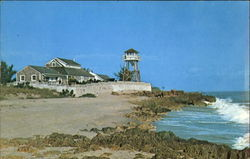House Of Refuge, Hutchinson Island Postcard