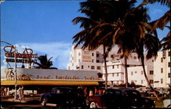 Parham's Restaurant, 73rd and Collins Ave