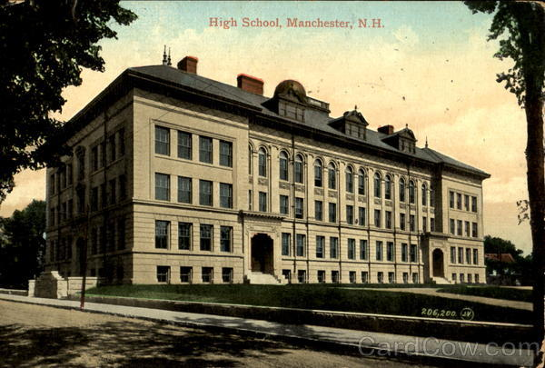 High School Manchester New Hampshire