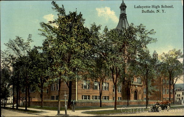 Lafayette High School Buffalo New York