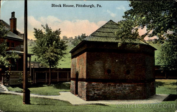 Block House Pittsburgh Pennsylvania