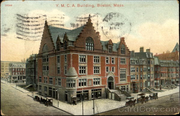 Y. M. C. A. Building Boston Massachusetts