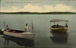 Public Motor Boats, Lake Massabesic