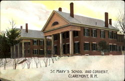 St. Mary's School And Convent