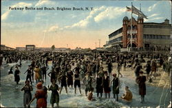 Parkway Baths And Beach