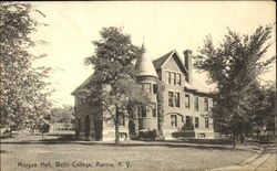 Morgan Hall, Well College