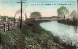 N. Y. C. R. R. And Mohawk River
