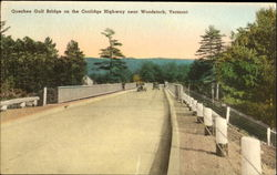 Quechee Gulf Bridge, Coolidge Highway
