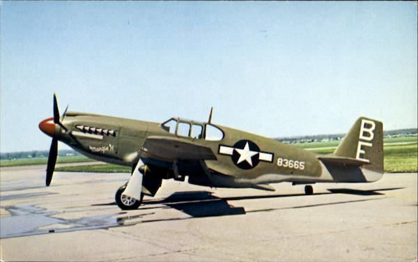North American A-36-A Ohio Aircraft