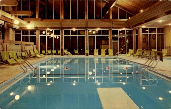 Salt Fork State Lodge Indoor Pool Route 22 Cambridge Oh