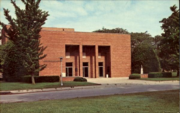 Boyd Auditorium, Wilmington College Ohio