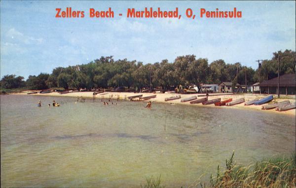 Zellers Beach Marblehead Oh