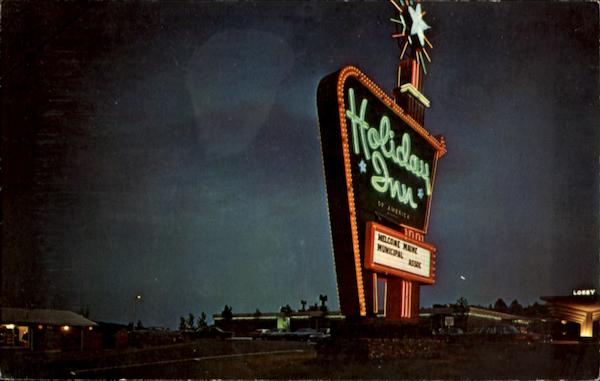 Holiday Inn Of Augusta, Western Avenue & 1 - 95 Maine