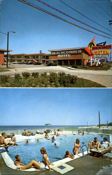 Beachcomber Motel 2090 East Ocean View Ave Norfolk Va