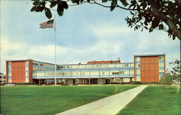Armed Forces Staff College, 7800 Hampton Blvd. Norfolk Virginia