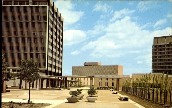 No. 1 Plaza And Safety Building, Civic Center Norfolk Virginia