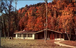 Mohican State Park Commissary, Rt. 3 near Rt. 97