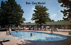 Bar-Zee Motel, U. S. Rt. 20 West