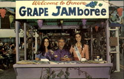 Welcome To Geneva Grape Jamboree