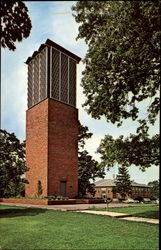 The Simon Goodman Memorial Carillon, Wilmington College