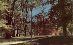Main Building & Campus, Wilmington College