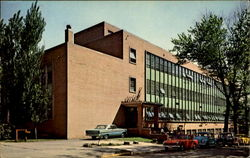 Science Bldg, Youngstown University