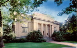 The Rutherford B. Hayes Library