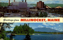 Greetings From Millinocket